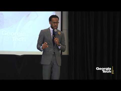Georgia Tech MLK Lecture 2016