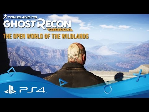 Tom Clancy's Ghost Recon Wildlands | The Open World of the Wildlands | PS4