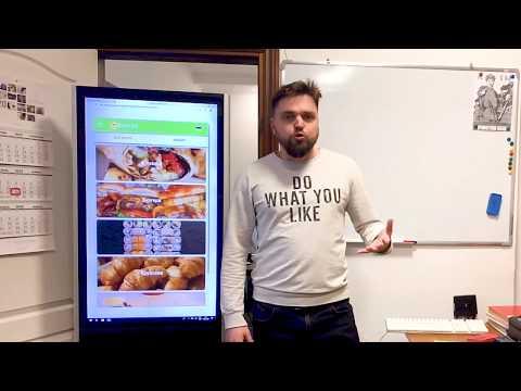 Justo - организация системы приема заказов на доставку и самовынос для ресторанов и магазинов