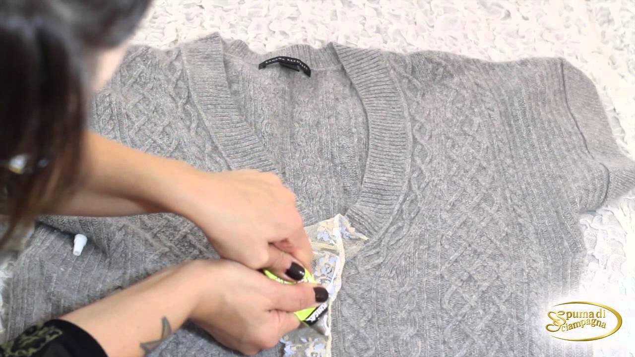 Come allargare un maglione infeltrito | Tutto per Casa