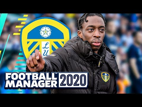 TAKING LEEDS UNITED TO THE PREM! (MANNY MANAGEMENT) EP #1 - FOOTBALL MANAGER 2020
