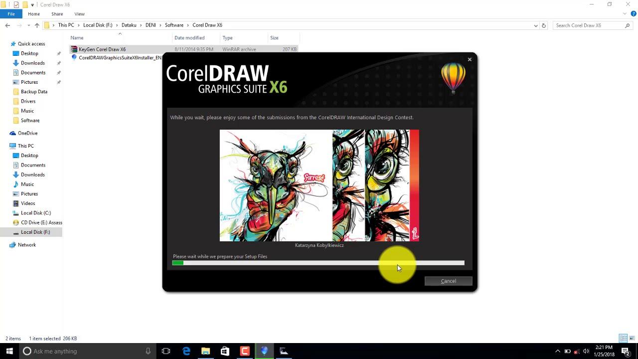 download keygen for corel x6