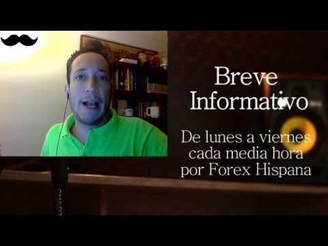 Breve Informativo - Noticias Forex del 15 de Noviembre del 2017 de YouTube · Alta definición · Duración:  3 minutos 10 segundos  · 96 visualizaciones · cargado el 15.11.2017 · cargado por 7pasos