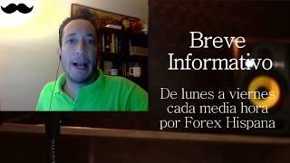 Breve Informativo - Noticias Forex del 14 de Noviembre del 2017