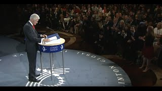 Imagine All The People: President Clinton's Closing Remarks - CGI 2016 Annual Meeting