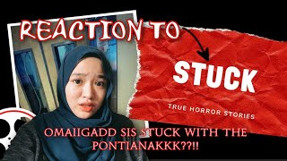 STUCK... WITH PONTIANAK | [REACTION]