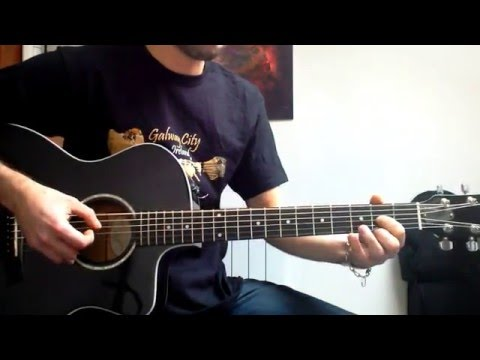 The Fields of Athenry (Irish Traditional) - Fingerstyle guitar, DADGAD tuning