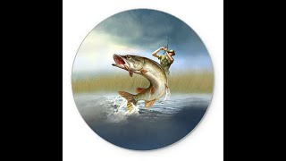 зимняя рыбалка на реке Конда