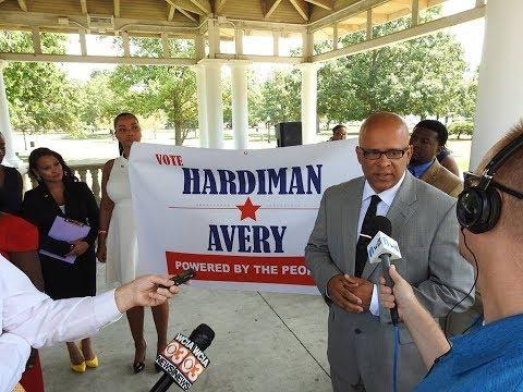 Tio Hardiman For Governor of Illinois