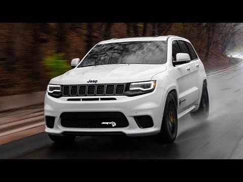 SUPERB TRACKHAWK SOUND AND ACCELERATION COMPILATION ! ft SRT