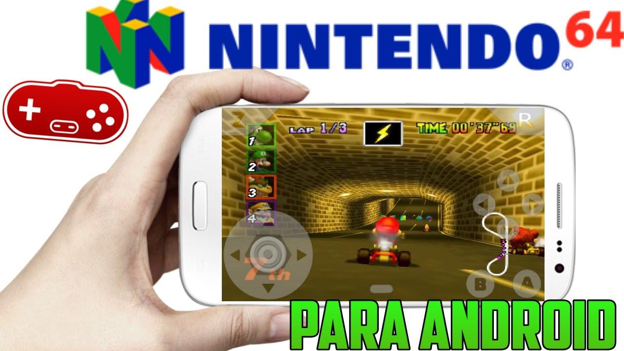 Emulador De Nintendo 64 Para Android El Mejor 2019 Youtube