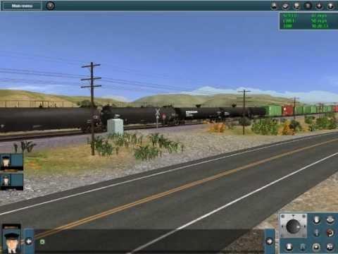 Trainz Simulator 12 - Tehacapi  
