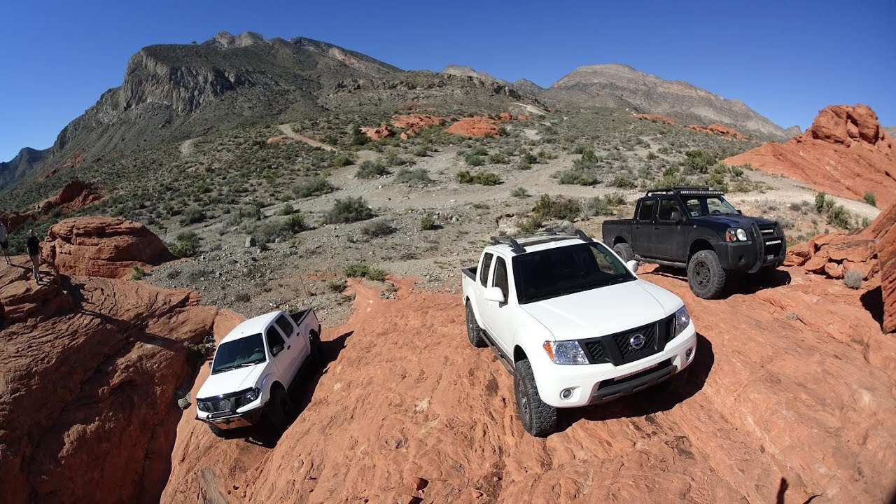 Nissan Frontier Pro 4X >> Little Red Rock Nissan Trail Ride, Las Vegas, Pro-4x, 2003 ...