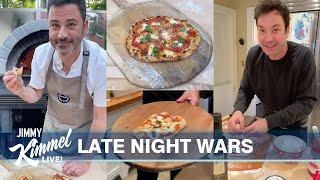 Jimmy Kimmel's Pizza is Better Than Jimmy Fallon's