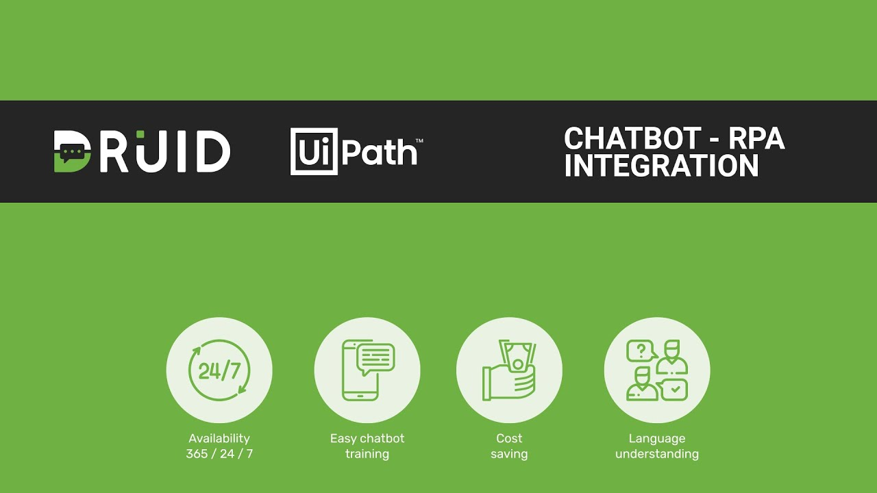 Druid Chatbot Integration | Devpost