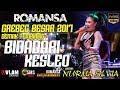 BIDADARI KESLEO NURMA SILVIA ROMANSA GREBEG BESAR 2017 DEMAK