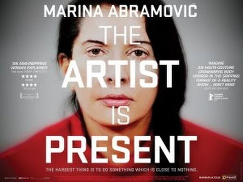 Marina Abramovic The Artist is Present Clip 2 - now on DVD and VOD streaming vf