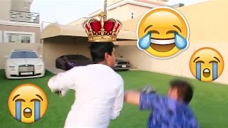 MO VLOGS GETS KNOCKED OUT BY 15 YEAR OLD!!! LMFAO