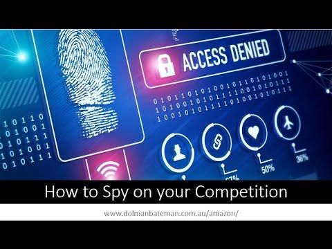 Amazon Case Study 5   Competitive Intelligence