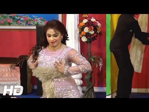 MAZA LAIN DE MEDLEY - NIDA CHOUDHRY VS SAIMA KHAN - 2016 PAKISTANI MUJRA DANCE
