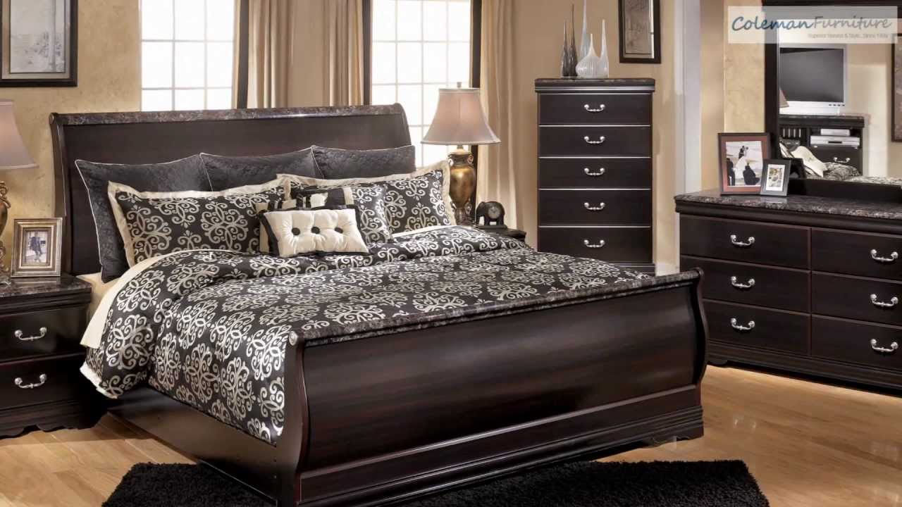 Esmarelda Bedroom Collection from Signature Design by Ashley  YouTube