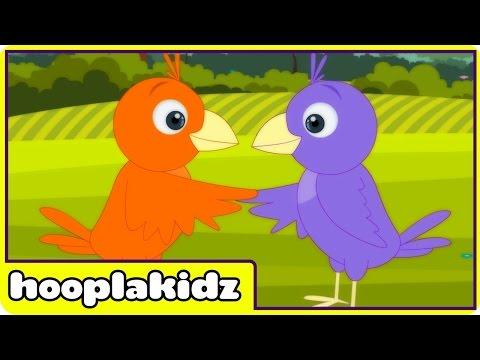 Nursery Rhymes | Tweedledum and Tweedledee | Preschool Nursery Rhymes by Hooplakidz