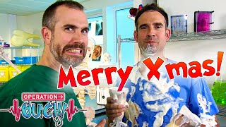 A Big Christmas Special!   Science for Kids   Full Episode   Operation Ouch