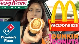 CHEATDAY | FULL DAY OF DONUTS