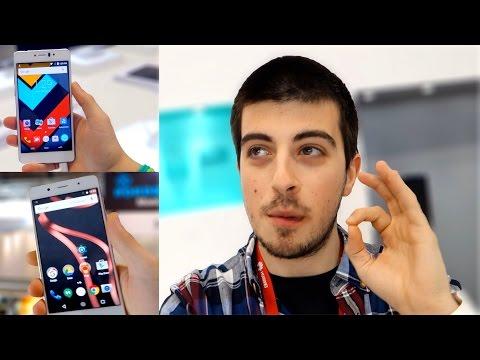 MWC16 #2 - BQ X5 Plus & Energy Phone Pro 4G