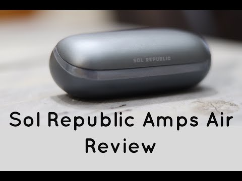 Sol Republic Amps Air Headphones Review