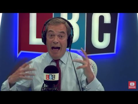 The Nigel Farage Show: Student Debt. Live LBC - 5th July 2017