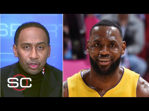 The Lakers are better than the Bucks - Stephen A. Smith | SportsCenter