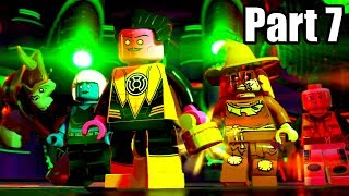 LEGO DC SUPER-VILLAINS [PS4 PRO] Gameplay Walkthrough Part 7 | No Commentary