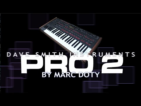 The Dave Smith Instruments Pro 2: Oscillator Waveforms