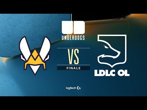 UNDERDOGS 2020 FINALE - VITB vs LDLC