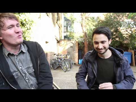 Los Campesinos! // Interview