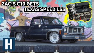669hp And A Bench Seat?: Zac's C10 Gets Sketchy Fast!