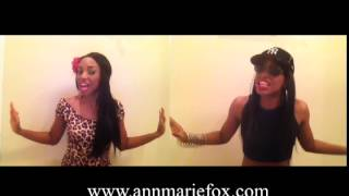 The Boys (Nicki Minaj ft. Cassie)  RedFox ft. AnnMarie Fox - Cover (Explicit)