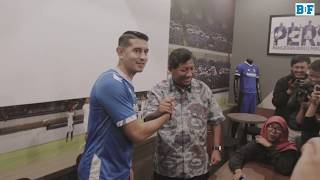Download Video Persib Resmi Perkenalkan Esteban Vizcarra MP3 3GP MP4