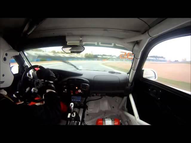 PORSCHE 996 GT3 CUP   TTE MAGNY COURS