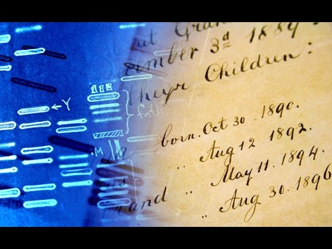 A DNA Test Reveals A Surprise in One Family Tree