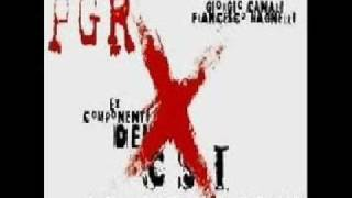 PGR  - Settanta ( 70  )- Per Grazia Ricevuta