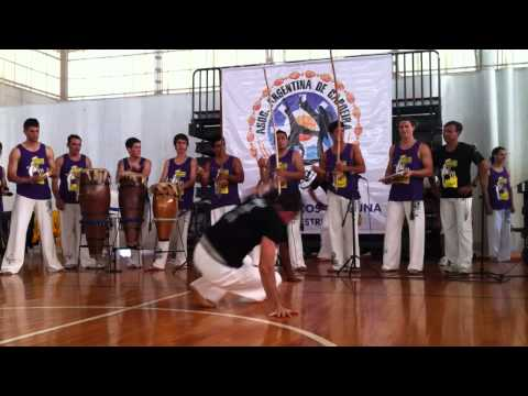 BATIZADO ORIAXÉ CAPOEIRA 2011