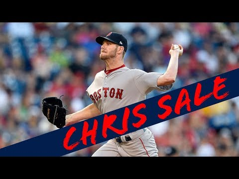 Chris Sale 2017 Highlights [HD]