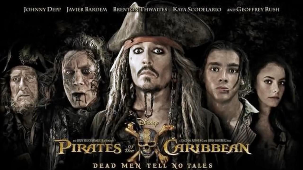 full music pirates of the caribbean dead men tell no