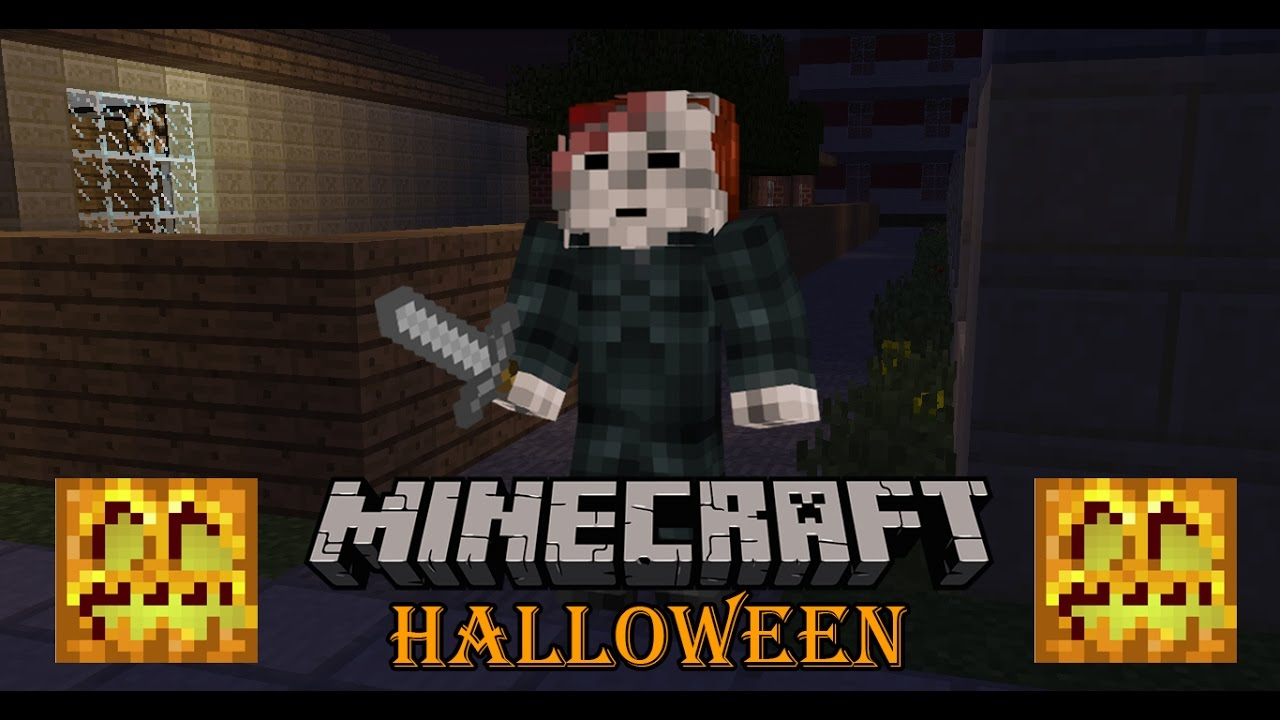Halloween (Michael Myers) Minecraft movie