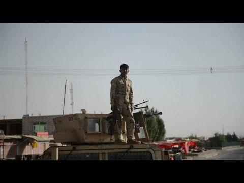 Os talibãs mantém o controlo da cidade de Ghazni