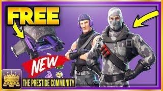 100% How To Get FREE EXCLUSIVE SKINS In Fortnite After Patch 3.0.1! PS4/PC/XB1 NEW Twitch Prime Pack