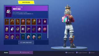 SELLING MY FORTNITE ACCOUNT!! | SKULL TROOPER, RED KNIGHT | 75+ SKINS | 400 WINS |