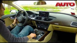 Audi A7 testata dai tecnici di AutoTecnicaMagazine